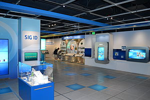 Intel Museum - Image: Intel Museum 15