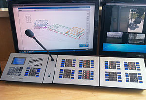 Intercom - Current Intercom Control Desk