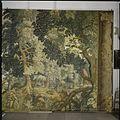 Interieur, detail in de lange gang, van wandtapijt - Amerongen - 20423746 - RCE.jpg