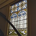 Interieur, glas in loodraam, detail - Lunteren - 20337719 - RCE.jpg