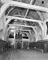 interieur- overzicht naar het orgel - brielle - 20042733 - rce