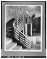 Interior,main staircase - Houston City Hall, 901 Bagby Street, Houston, Harris County, TX HABS TEX,101-HOUT,5-10.tif