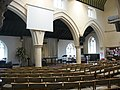 Interior of Christ Church, Purley - geograph.org.uk - 1314679.jpg