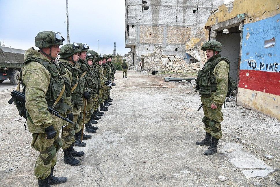 International Mine Action Center in Syria (Aleppo) 06