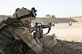 Iraqi army 73rd Brigade range, Operation Inherent Resolve 150621-A-YV246-021.jpg