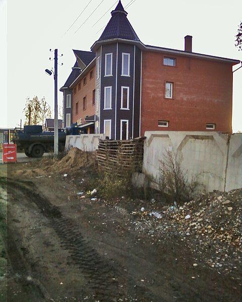 File:Irkutsk. Township Molodyozgnij. September 2012 - panoramio (28).jpg