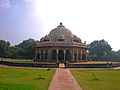 Isa Khan's Tomb, Delhi, India 1.jpg