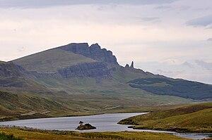 The Storr - Image: Isle of Skye Storr