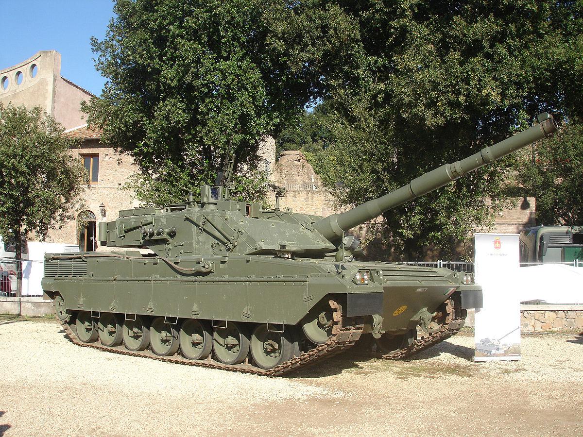 Армия и танковые войска Италии