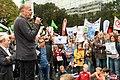 Jürgen Trettin bei einer Demo für die Schließung Tegels (49065213886).jpg