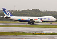 JA13KZ - B748 - Nippon Cargo Airlines