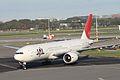 JA705J JAL B777 AMS - Flickr - D464-Darren Hall.jpg