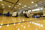JBSA-Randolph hosts Air Force Wounded Warrior Adaptive Sports and Reconditioning Camp 150121-F-FJ989-017.jpg