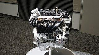 Suzuki K engine Motor vehicle engine