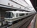 JRW 221 Nara Line local Kyoto Station 2020-03-22.jpg