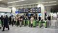 JR Akabane Station North Gates.jpg