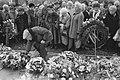 Jaarlijkse Auschwitzherdenking op Nieuwe Oosterbegraafplaats te Amsterdam, Bestanddeelnr 933-8704.jpg