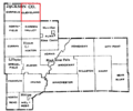 Jackson County Wisconsin towns - Cleveland,png.png