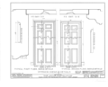Jacob Evans House, Marlton-Medford Road, Marlton, Burlington County, NJ HABS NJ,3-MART.V,5- (sheet 21 of 24).png