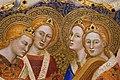 Jacopo di cione e bottega, altare di san pier maggiore, 1370-71, 04 angeli.jpg