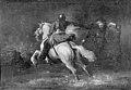 Jacques Courtois - Horseman Firing a Pistol at another Horseman - KMSst354 - Statens Museum for Kunst.jpg