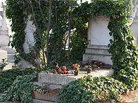 Jacques Demy (1931-1990) - cimetière du Montparnasse.JPG