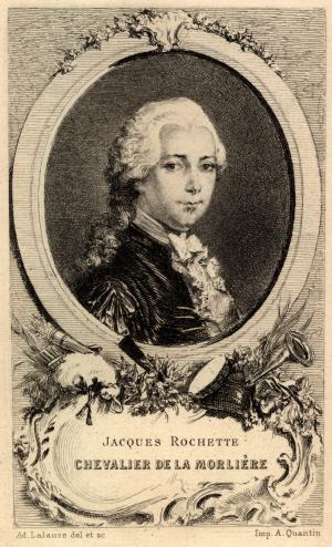 Jacques Rochette de La Morlière - Jacques Rochette de La Morlière.