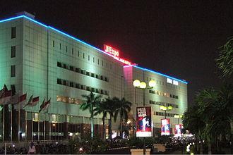 Jakarta Fair - JIExpo Kemayoran main building