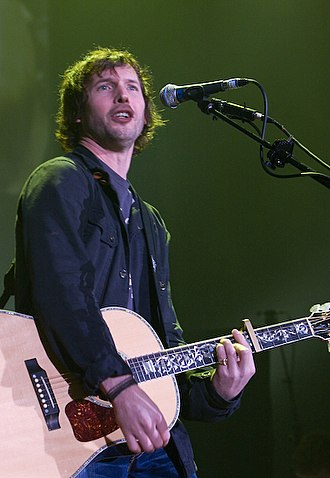 James Blunt - Blunt performing in the United States, 2008