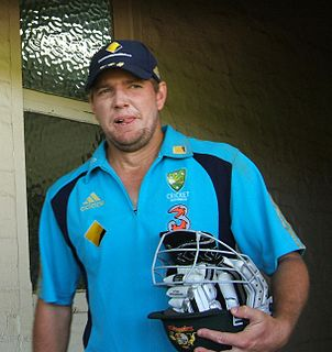 James Hopes cricketer