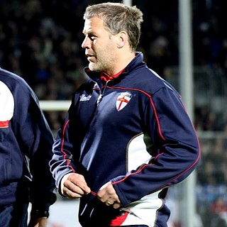 James Lowes English RL coach and former GB & Ireland international rugby league footballer