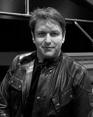 James Martin (chef) - Martin at the Good Food Show winter 2014