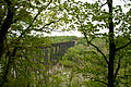 James River Trestle from Riverside Park - Lynchburg, VA (5655259785).jpg