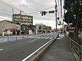 Japan National Route 199 near Futajima Station.jpg