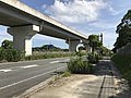 Japan National Route 208 near AEON Mall Omuta.jpg