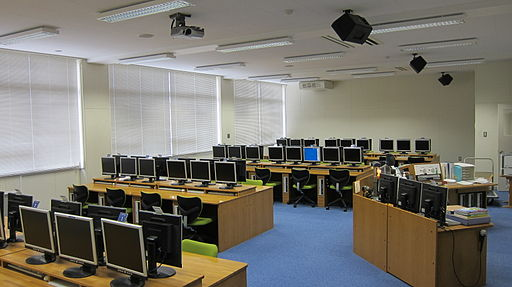 Japanese High school Language Lab1