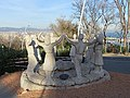 Jardins de Joan Brossa - Placa de la Sardana - panoramio.jpg