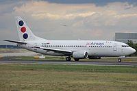 YU-ANK - B733 - AirSERBIA