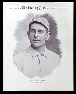 Jay Hughes American baseball player