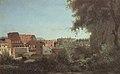 Jean-Baptiste-Camille Corot - Le Colisée vu des jardins Farnèse.jpg
