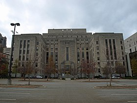 Jefferson County Courthouse Birmingham Nov 2011 02.jpg