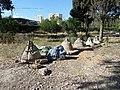 Jerusalem Mamilla Dragon's teeth P1050786.JPG