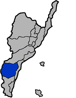 Jinfeng Township in Taitung County