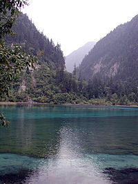 Jiuzhaigou Valley 2002-09-12 16.jpg