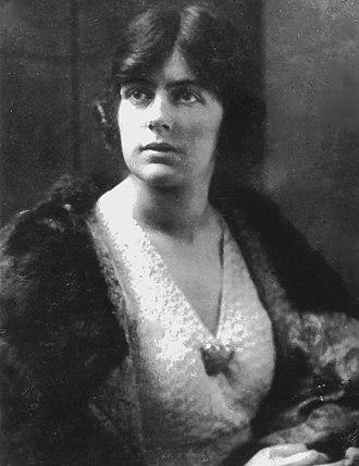 Joan Lindsay - Lindsay, ca. 1920.