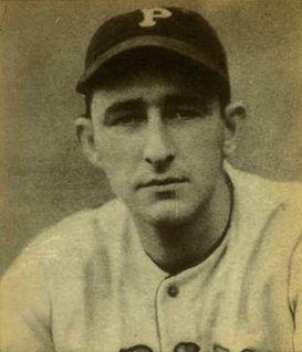 Joe Bowman Major League Baseball pitcher