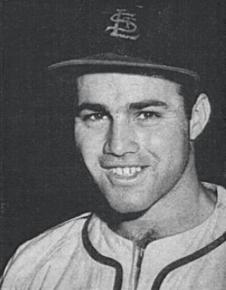Joe Garagiola Sr. - Garagiola in 1951