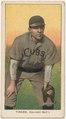 Joe Tinker, Chicago Cubs, baseball card portrait LCCN2008675151.tif