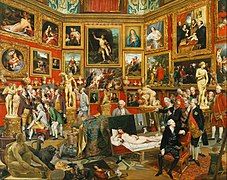 Johan Zoffany - Tribuna of the Uffizi - Google Art Project.jpg