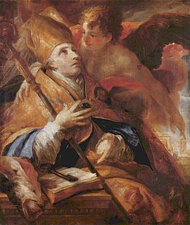 Benno priest and saint